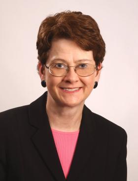 IPFW Department of Music Chair Barbara Resch.