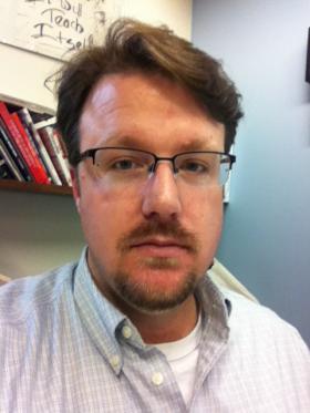 IPFW Associate Professor and medical ethicist Abraham Schwab.