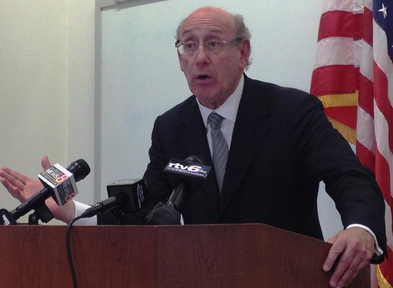 Ken Feinberg is a victims compensation expert who helped develop Indiana's compensation model for State Fair stage collapse victims.