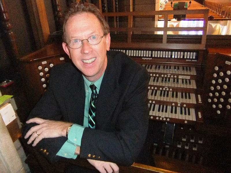Bob Hobby, Music Director of Trinity English Lutheran Church, regards this invitation to compose music for Pope Francis' visit to the US a once-in-a-lifetime experience.