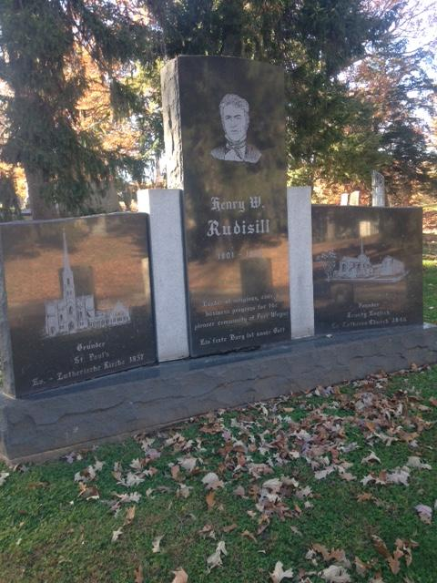 Many of Fort Wayne's founding fathers are buried in Lindenwood.
