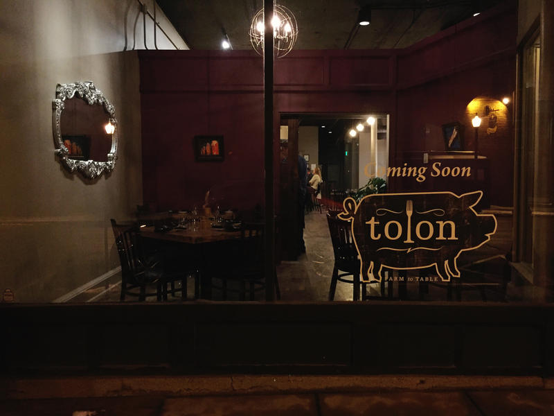 Tolon is located at 614 S. Harrison St. in Fort Wayne.