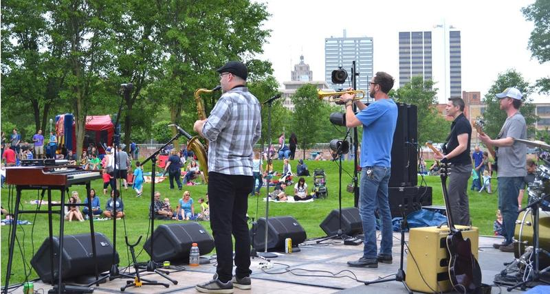 A musical memory from 2015 Living Fort Wayne Concert Series