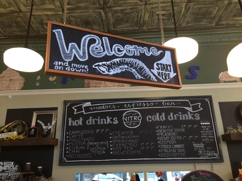 Modoc's Market and Coffee Shop is named after an elephant that escaped from the circus in 1942.