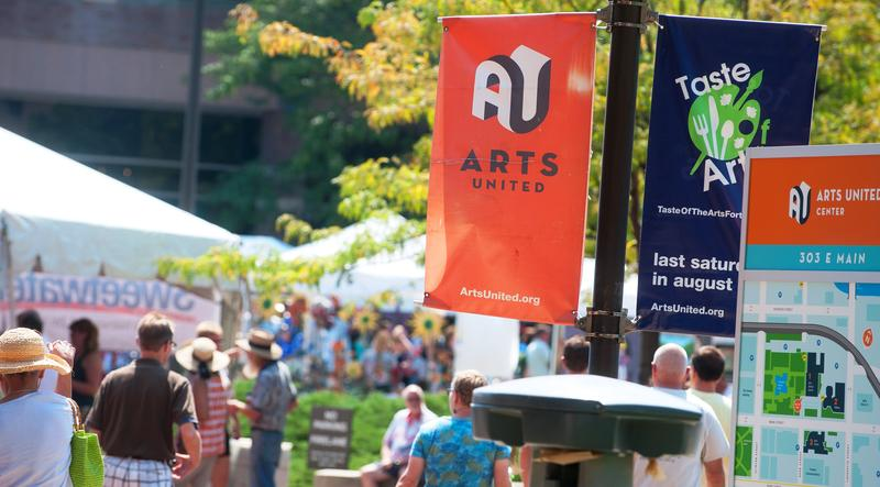 This year's Taste of the Arts features 11 stages, 47 arts organizations and 32 restaurant & beverage vendors