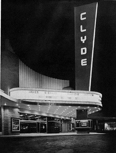 Clyde Theatre in its prime