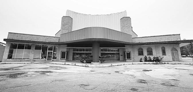 Vacant for over 20 years, the Clyde Theatre, in Quimby Village, is on its way to becoming a premier arts and entertainment destination.