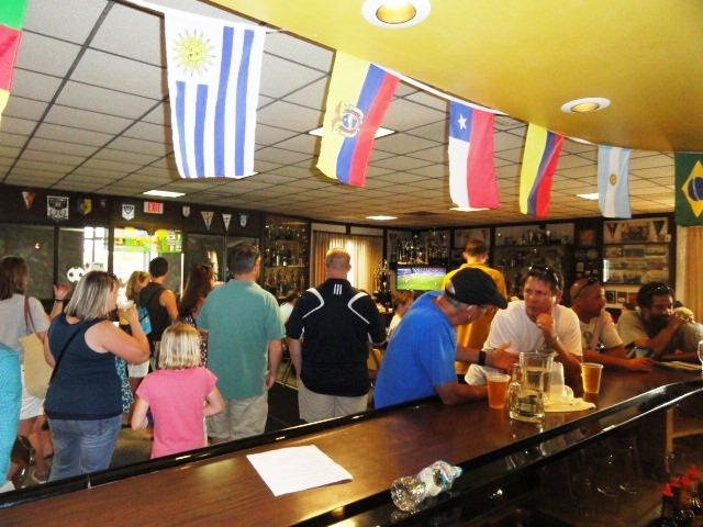 From its German-American roots, the club now boasts members from every continent except Australia and Antarctica