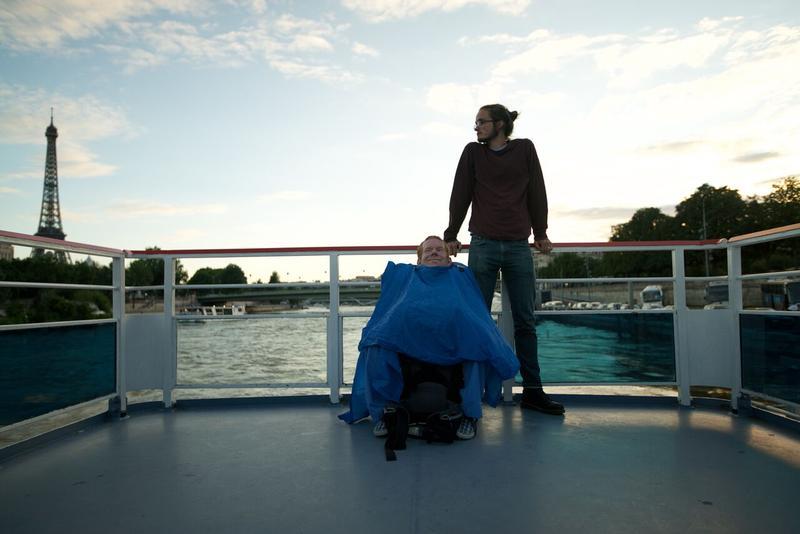 Ferryboating into Ireland