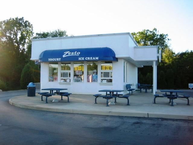 Zesto's southwest location, owned by Diettrich's son, John