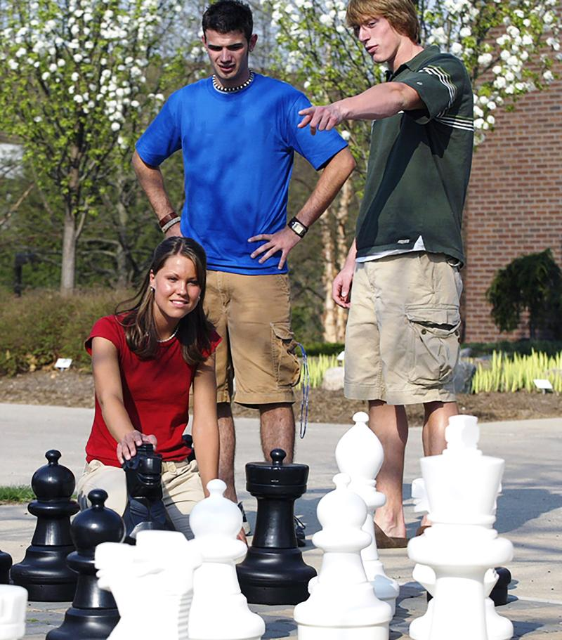 """Ready to make your move on the """"Giant Size Board Games & More"""" Activity Hub?"""