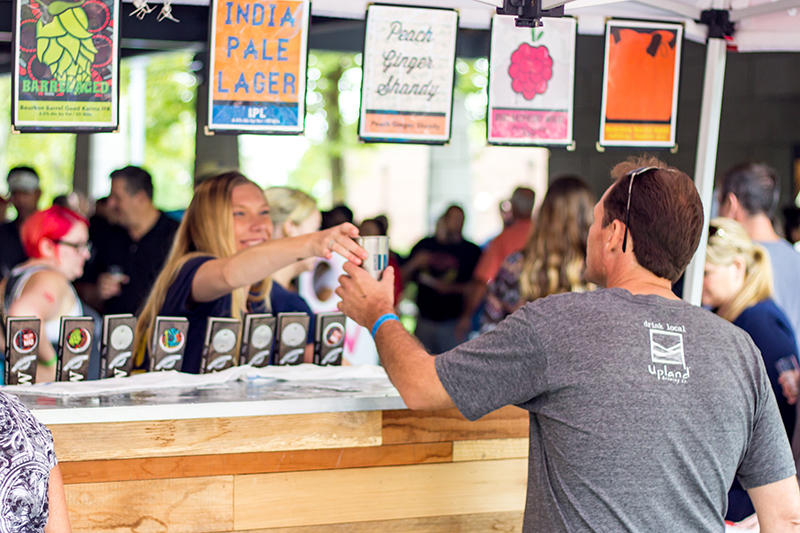 More than 50 breweries will offer 200 tasty brews to sample