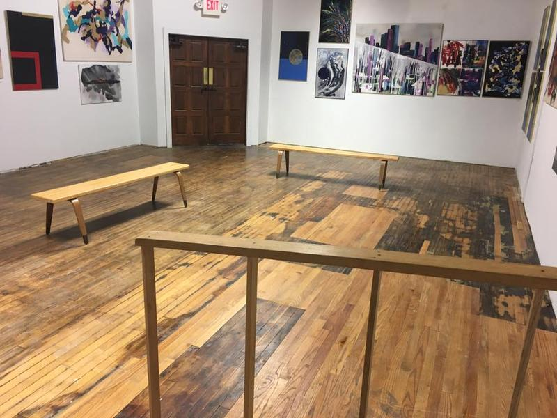 Wunderkammer's gallery space will provide seating for 75