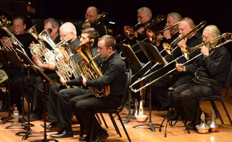 The Old Crown Brass Band enjoys playing everything from the Beatles to Bach, and spreads its energy between the concert hall and the competition stage.