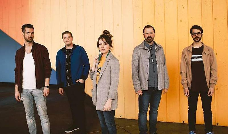Rosalind & The Way members, Nate Yaroslaski, Nick Lübs, Cassie Beer, Josh St. John and Ian Pettit are plunging forward in their production adventures with Marble Lounge Records.