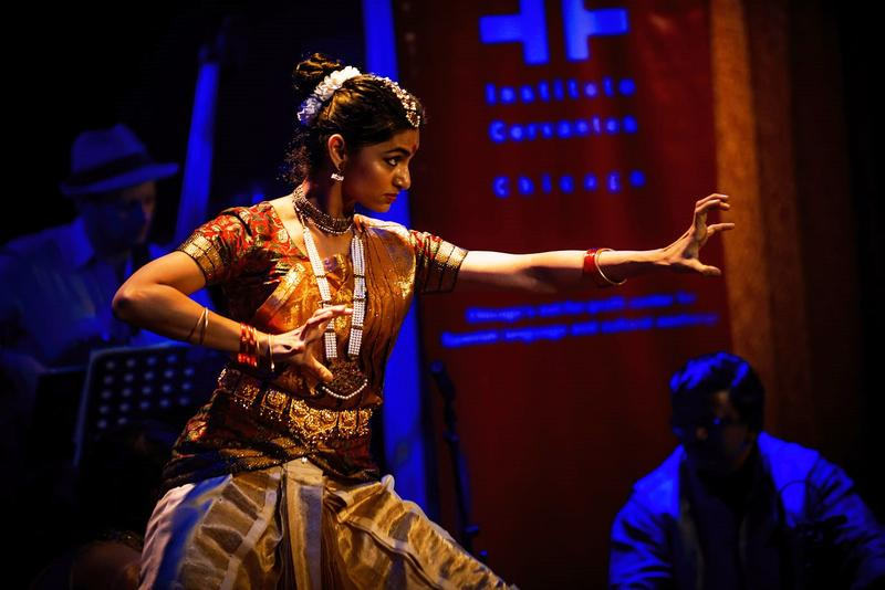 Three dancers will be sharing styles and forms from southern Spain, India and the Middle East.