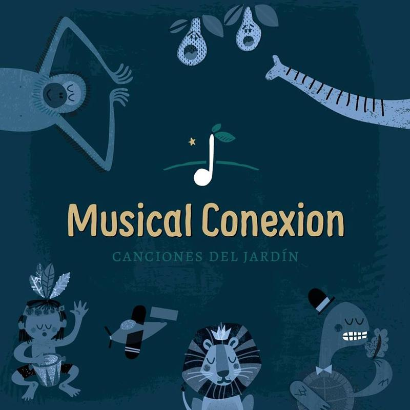 A world of music is included in the Musical Conexion songbook.