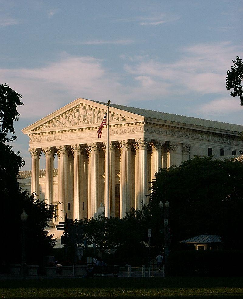 The Supreme Court Building