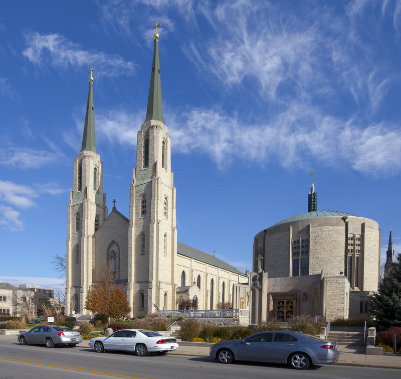 The Cathedral of the Immaculate Conception in Fort Wayne will soon welcome Reverand Jacob Runyon as new rector.