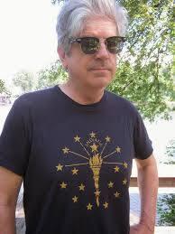 Hoosier patriot, Michael Martone.