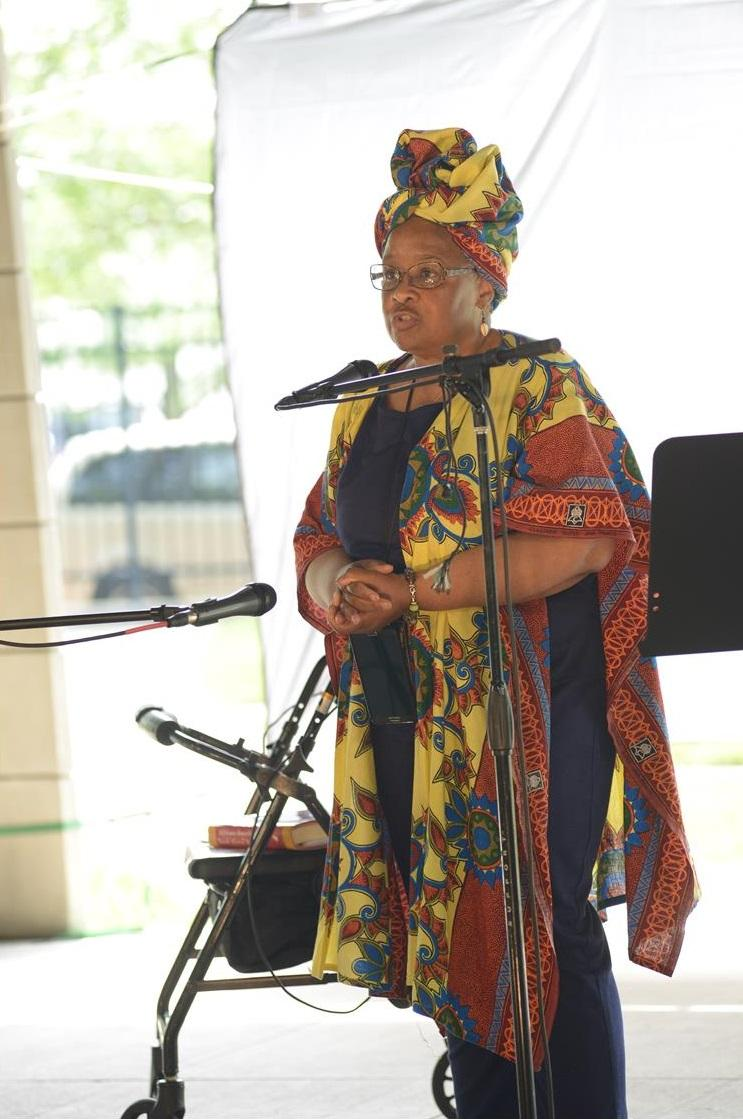 Showcasing African American traditions