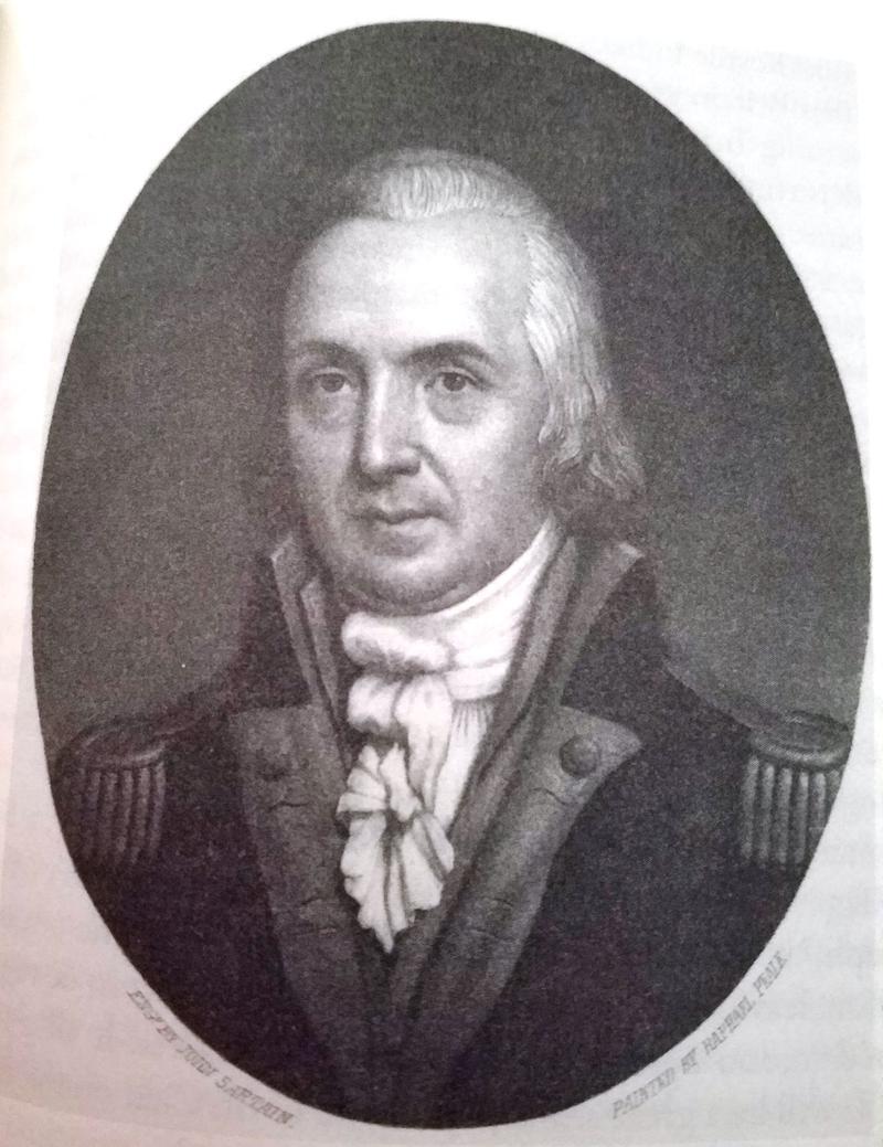 Colonel Josiah Harmar