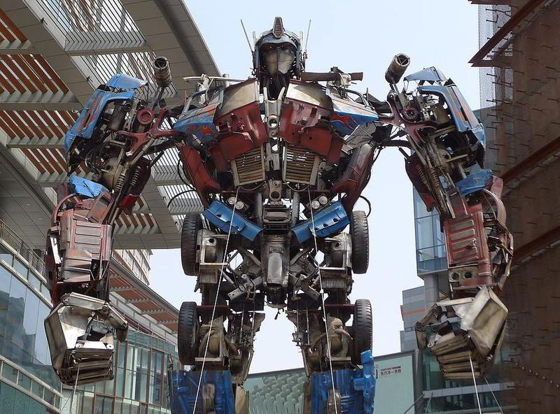 Corey Courrielche's ex-girlfriend knew she didn't love him when they went to the midnight showing of Transformers.