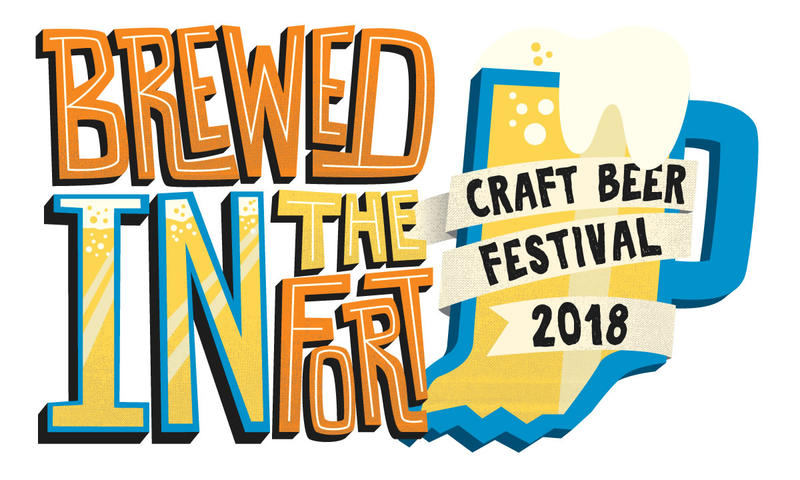 Ready for Brewed IN the Fort 2018
