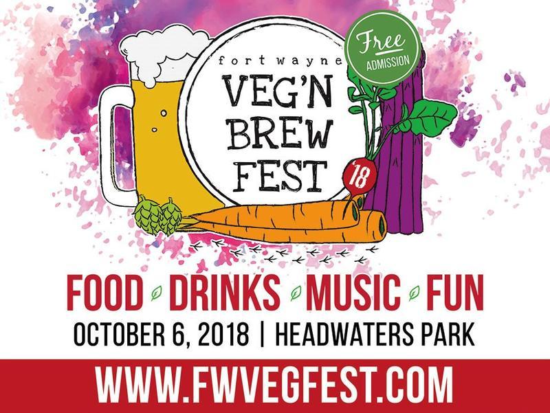Something fun for everyone at the Fort Wayne Veg 'n Brew Fest.