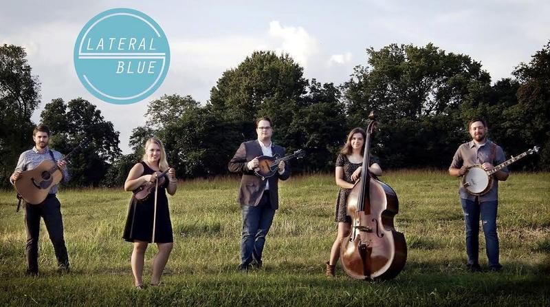 Lateral Blue, the family band's Nashville friends, will be up for the evening.