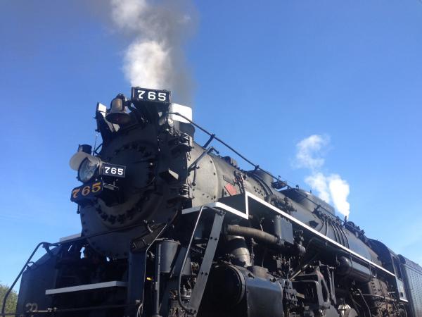 Engine No. 765
