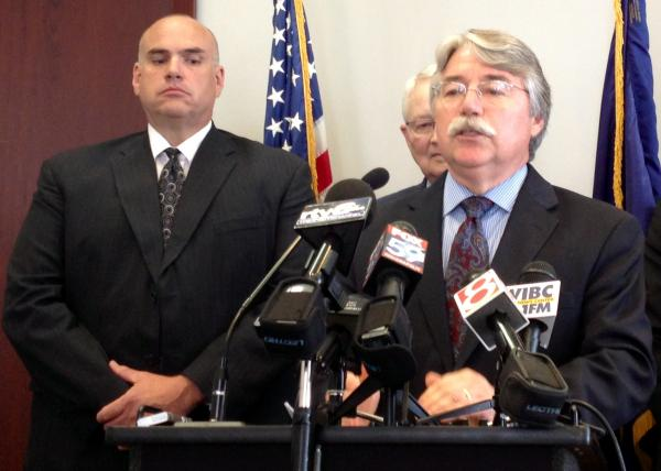 Indiana State Examiner Paul Joyce and Attorney General Greg Zoeller announced the creation of the new Public Integrity Coalition Tuesday.
