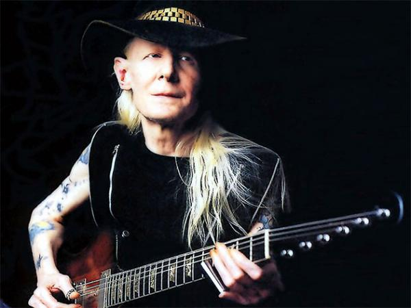 Blues legend Johnny Winter died this week at age 70.