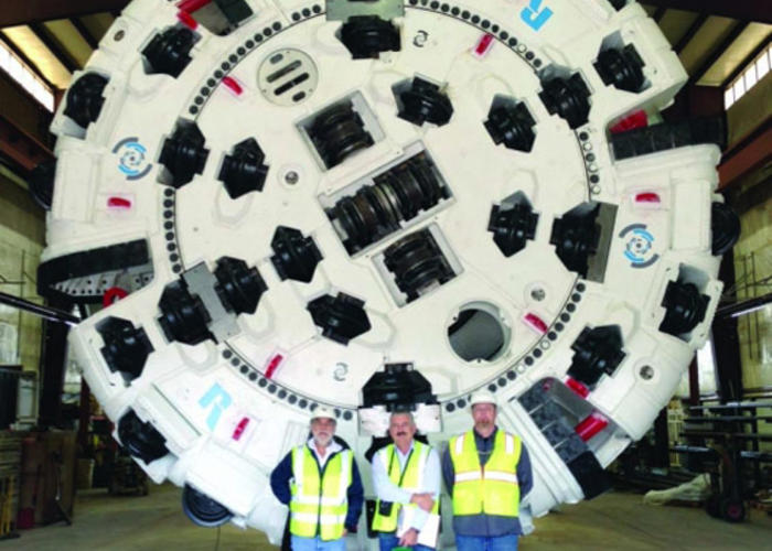 Fort Wayne Tunnel Aims To Keep Sewage Out Of Rivers