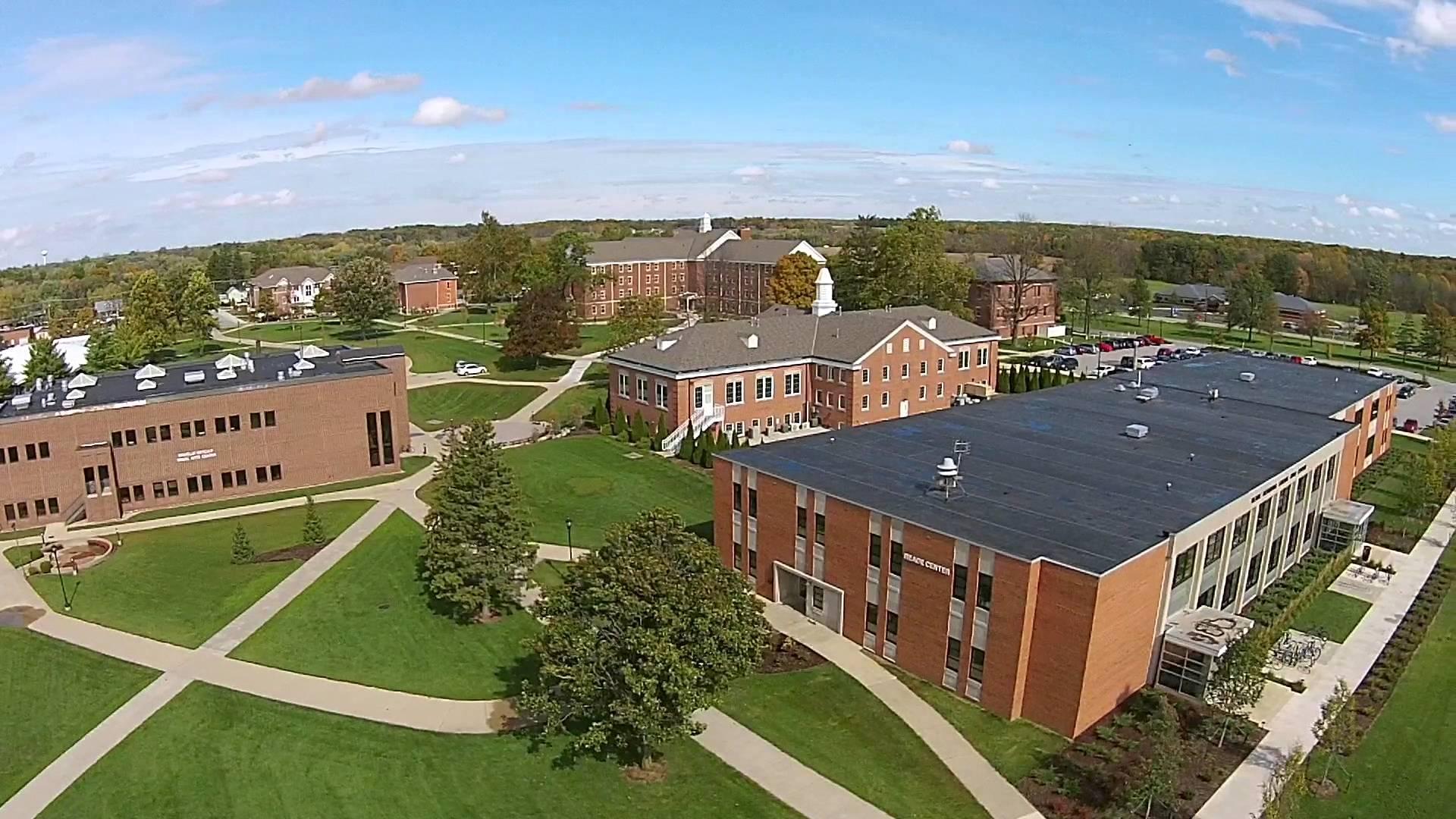 Campus: on Looks Taylor University