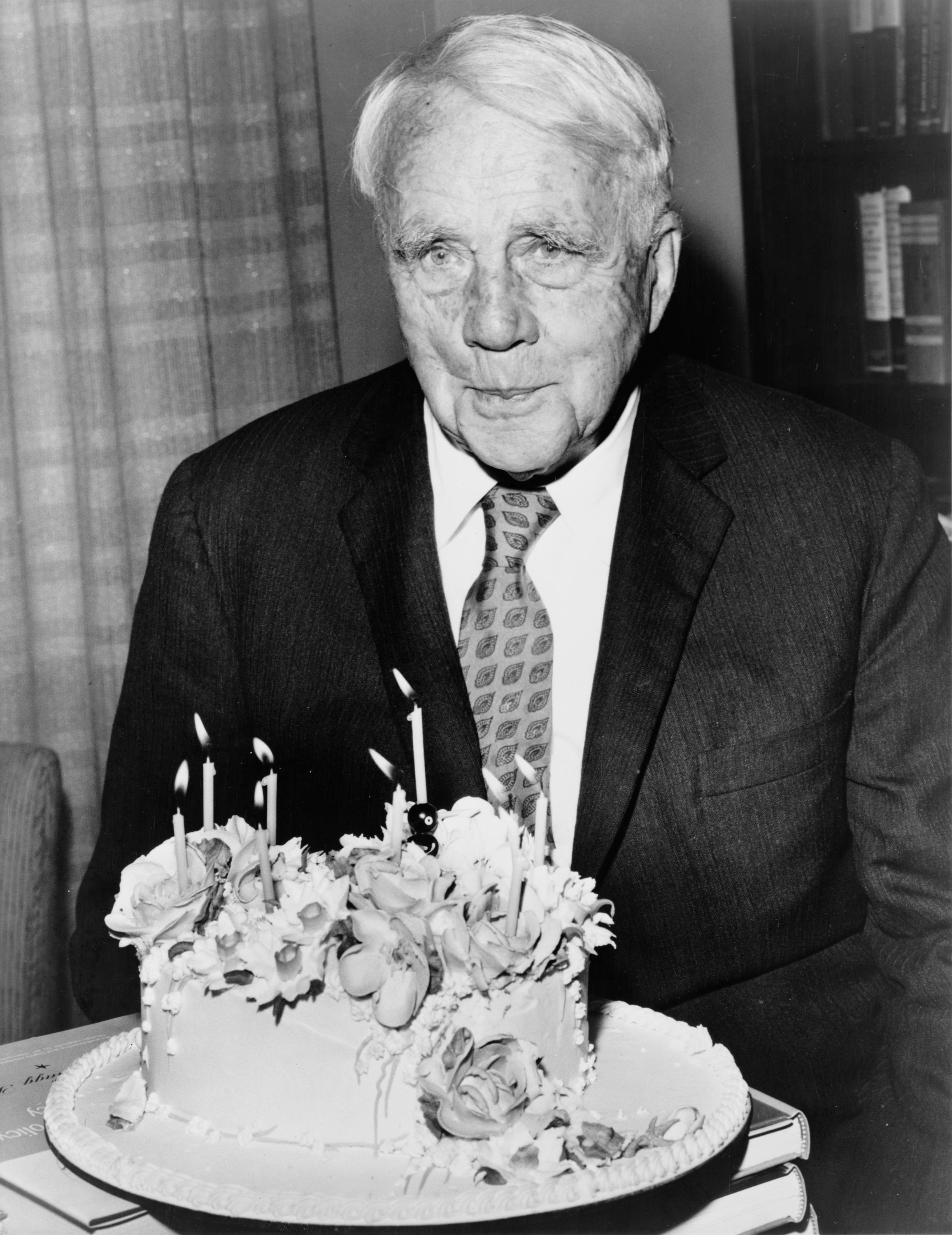 One-man Show Celebrates Poet Robert Frost | WCAI
