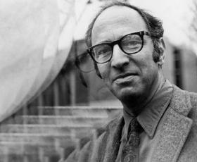 Physicist, philosopher and historian Dr. Thomas Kuhn, 1922-1996.