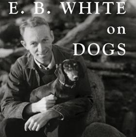 EB White and Minnie in Maine