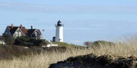 Nobska Light in Woods Hole