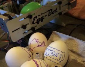 The Egg Bot