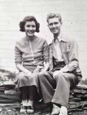 George Webbere and Henriette Mary Webbere, of Orleans, were married for 72 years and had two children, Douglas and Sandra.