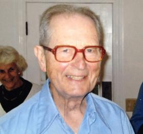George Webbere, 96, died on April 11, 2014, after a remarkable life serving his country and his community.
