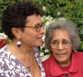 Paula and her Mother