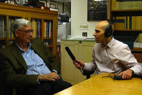 Ari Daniel Shapiro interviews renowned ecologist E. O. Wilson.