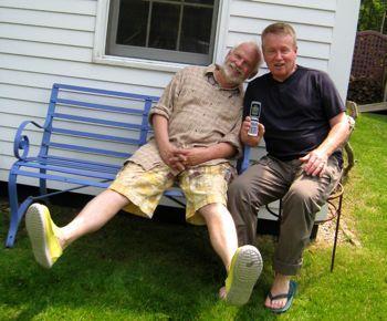 Randall Darwall and Brian Murphy