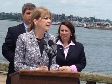 Massachusetts Attorney General Martha Coakley today announced a federal lawsuit against NOAA.