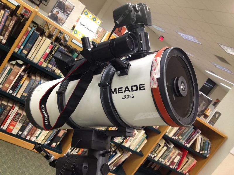 8inch Meade Telescope