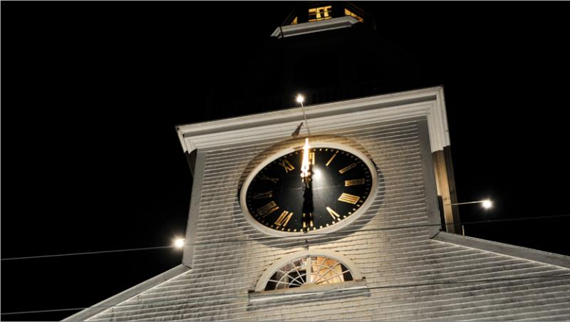 Nantucket celebrates the New Year with five days of events.