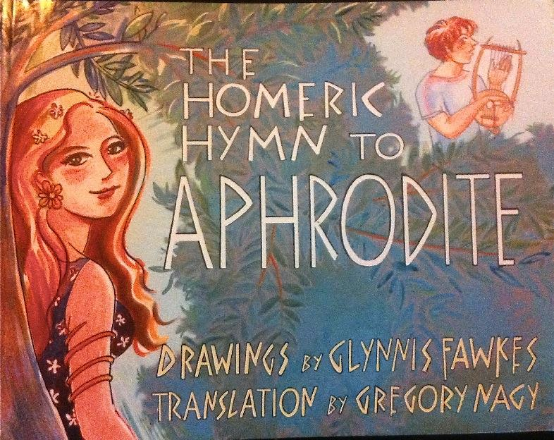 Cover of Aphrodite book
