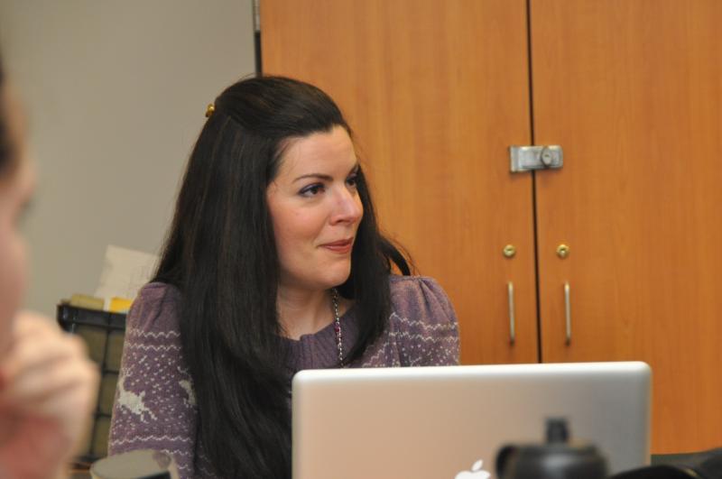 Director Shirley Guerreiro